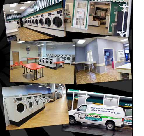 Lehigh Valley's most modern and convenient coin operated laundries