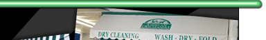 Lehigh Valley laundry and dry cleaning